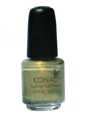 lakier gold 5ml konad