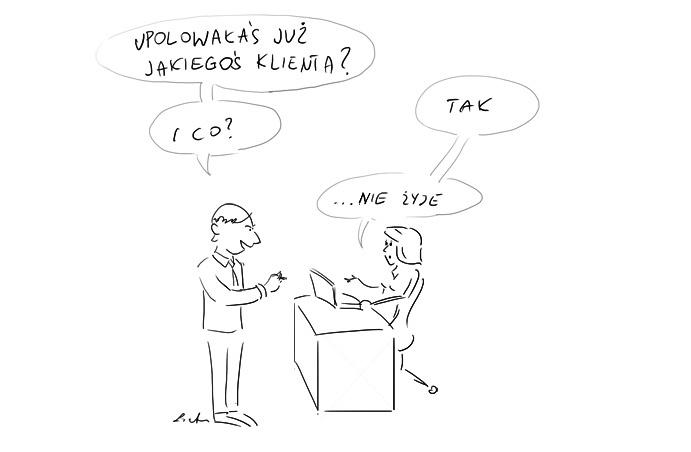 trudny klient
