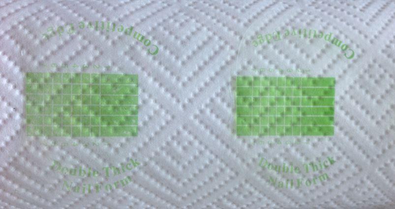 Szablony formy CE CLEAR przezroczyste - szerokie LUX