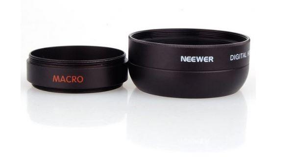 37MM High Definition Professional Photography Camera Lens - obiektyw szerokokątny
