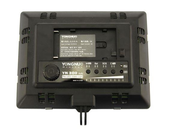 Pro YN-300 Barndoor LED Video Light specyfications