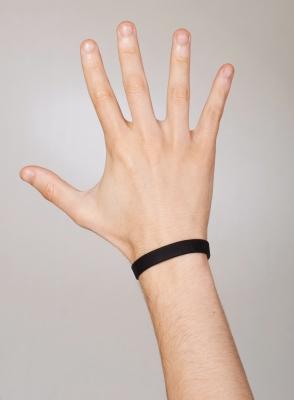 płaska ręka