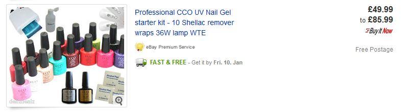 CCO shellac wraps