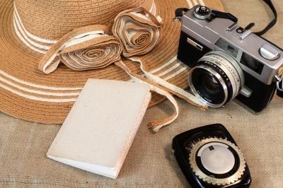 aparat fotograficzny vintage