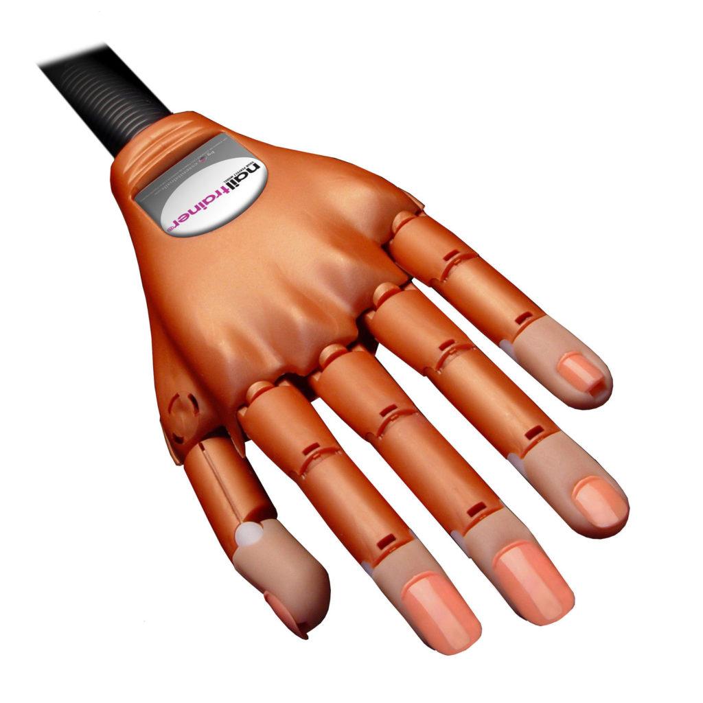 ręka do ćwiczeń nail trainer