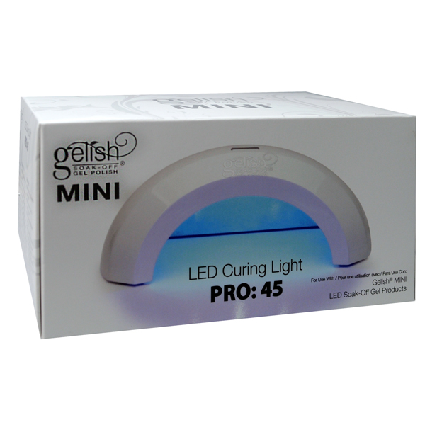 Gelish mini lampa LED do paznokci 6W