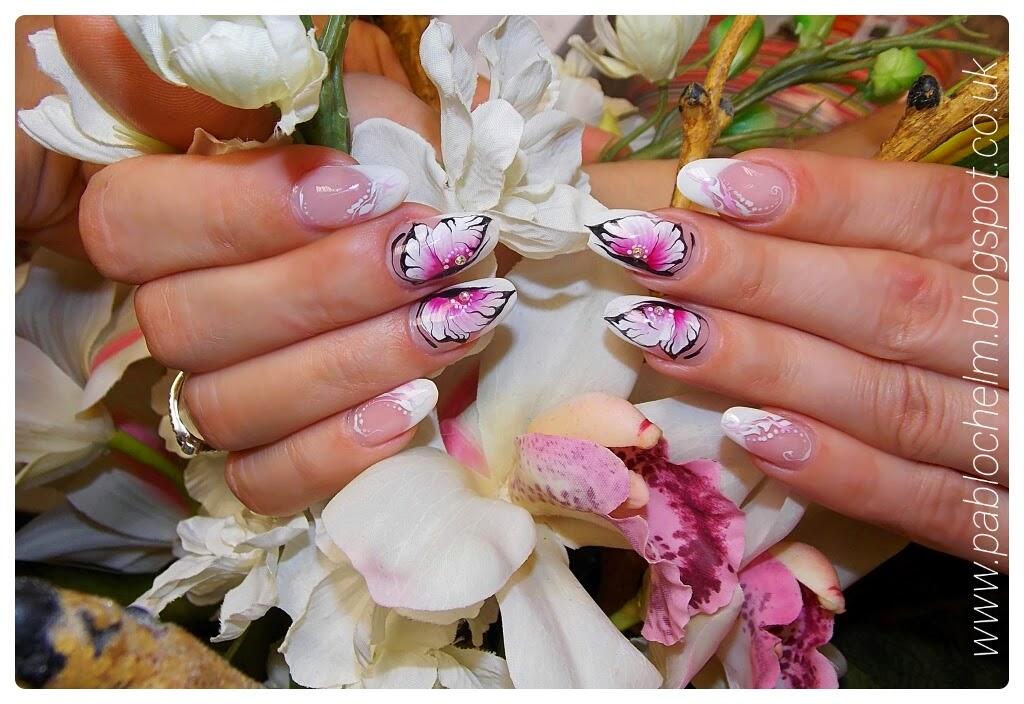 paweł rozwoda zdobienie paznokci
