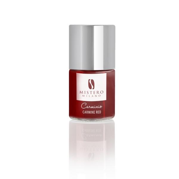 nail-polish-carminio-carmine-red mistero milano