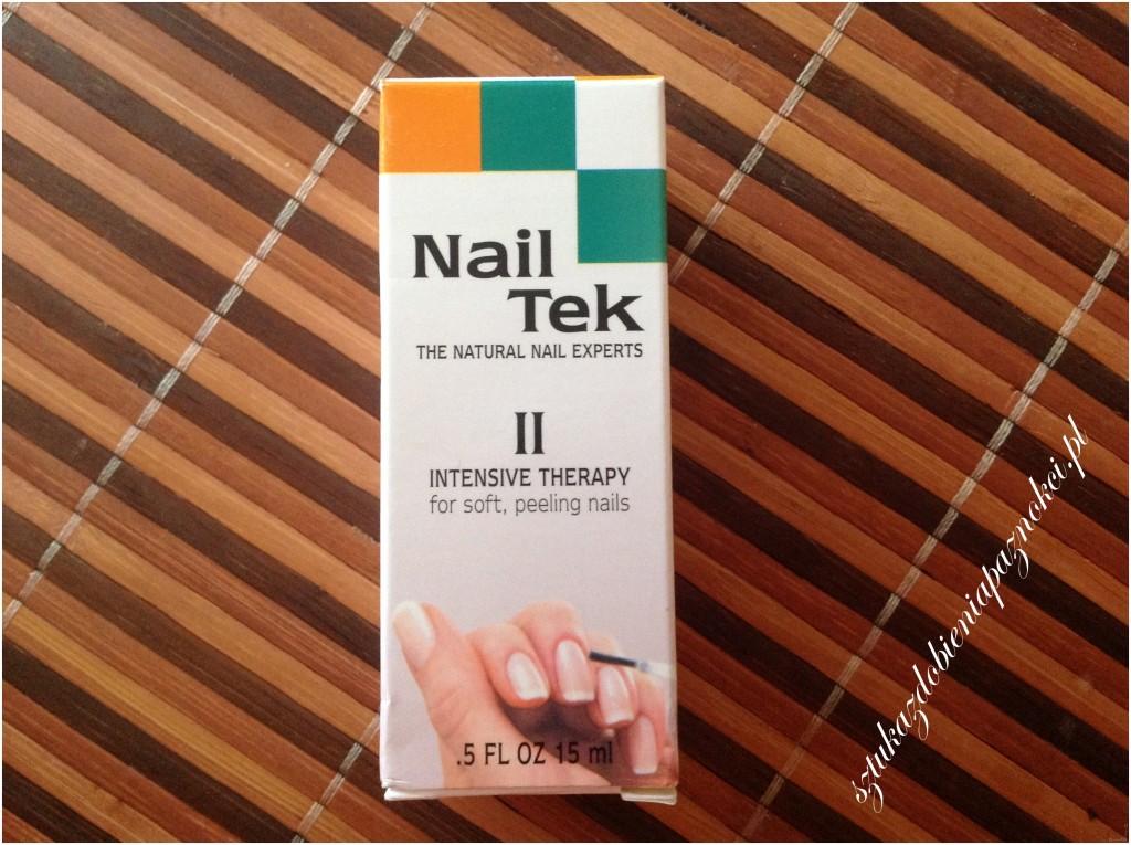 nail tek II odzywka do paznokci