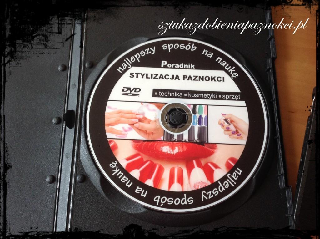 profesjonalny kurs stylizacji paznokci na dvd