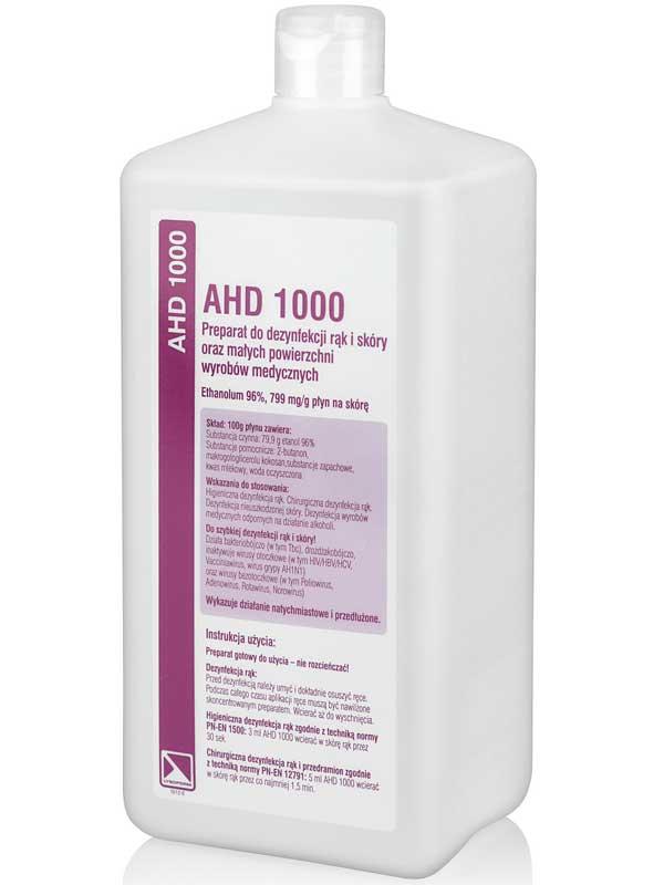 AHD 1000 LYSOFORM