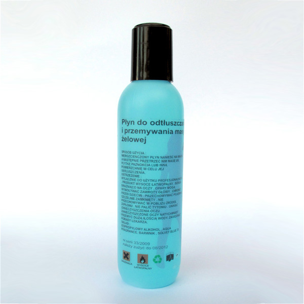 cleaner do paznokci 100ml 600