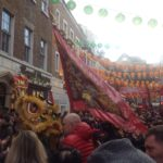 Chinatown London parade