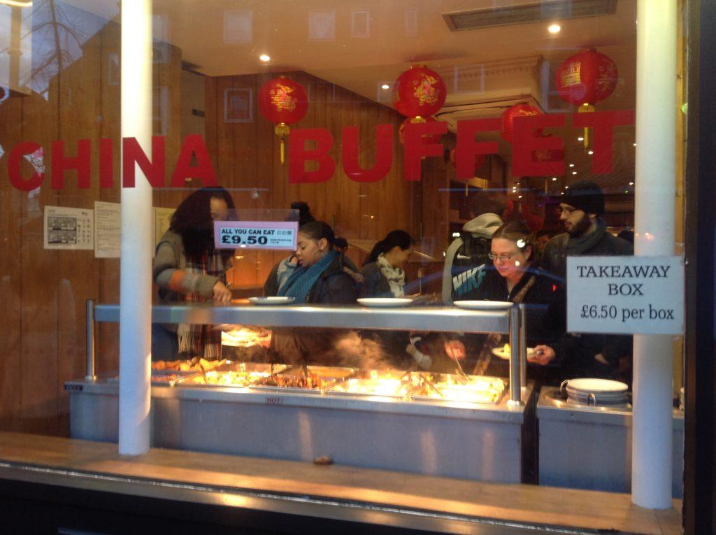 chinatown takeaway
