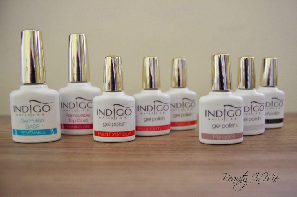 Indygo Nails lakiery hybrydowe