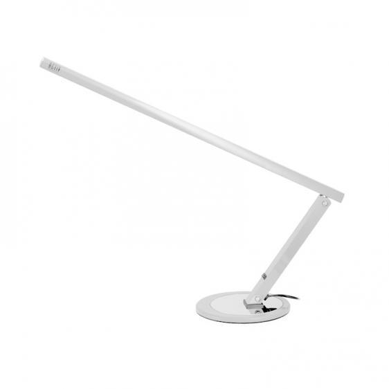 Lampa bezcieniowa na biurko SLIM 20W biała
