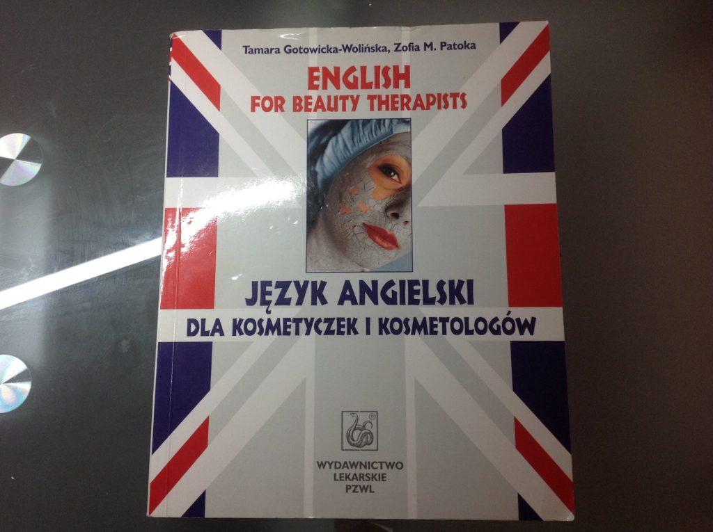 jezyk angielski dla kosmetyczek i kosmetologow