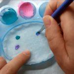 TRIKI STYLIZACJI PAZNOKCI – farbki akrylowe
