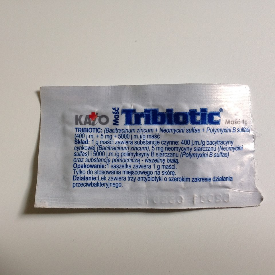 masc tribiotic sklad