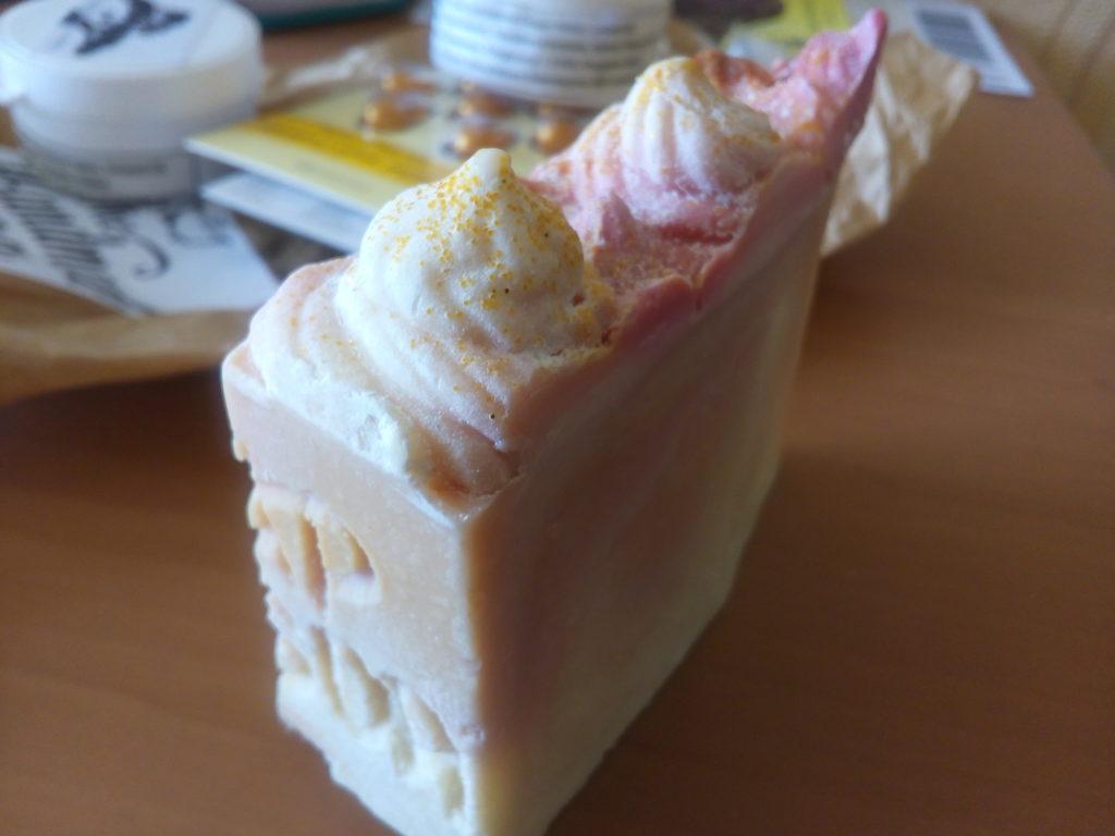 recznie robione mydlo