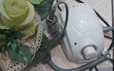 Frezarka ściągamy lakier hybrydowy w domu