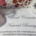 Natural cosmetics Natural beauty. Naturalne kosmetyki naturalne piękno