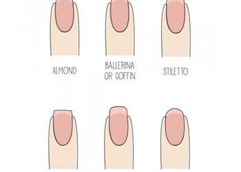 Jak piłować paznokcie w zależności od kształtu.